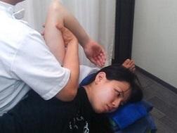 肩関節へのアプローチ1
