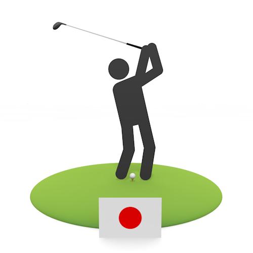 071-golf-japan_free_image